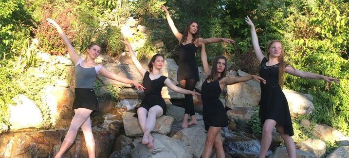 ballet in nature