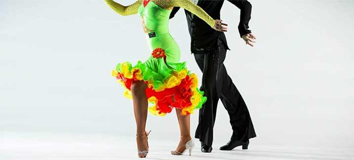samba couple
