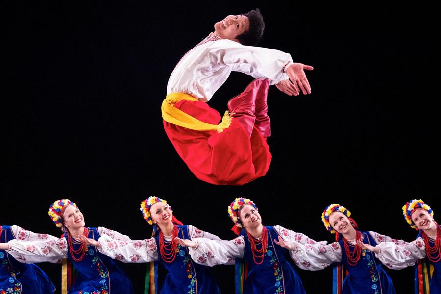 International Folk Dance